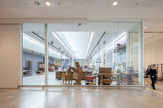 Amersfoort CollectionCentre, Netherlands building by cepezed