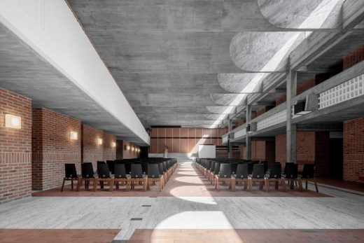 Cusanus Academy renovation and addition, Bressanone, Italy