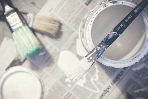 exterior painting based on your home's style