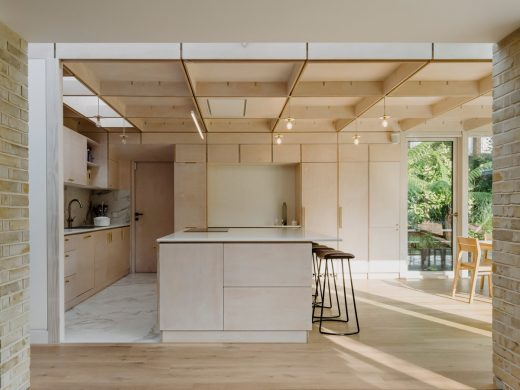 Farquhar Road, Crystal Palace, South East London home extension