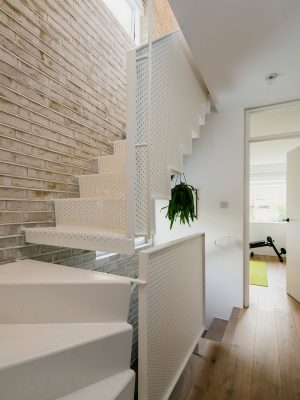 Crystal Palace house extension stairs design