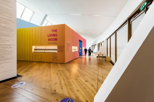 Firstsite Colchester, Essex: Museum of the Year interior