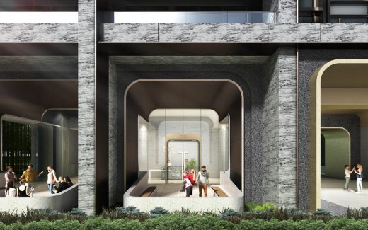 Green Shore Residence Phase II in Guangzhou, China by LWK + PARTNERS