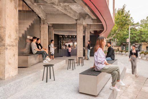 Harmay Fang Store in Shanghai by AIM Architecture