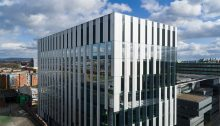 Henry Royce Institute for Advanced Materials Hub Manchester University Building