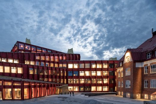 House of Knowledge building Sweden