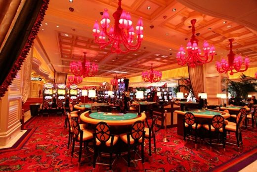 How to design casino room in home tips