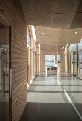 Brøndby Marine Harbor building design by Matters architects