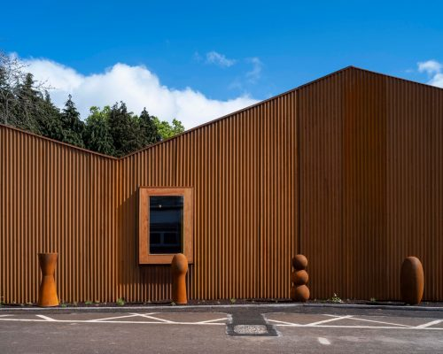 Maggie's Cardiff by Dow Jones Architects