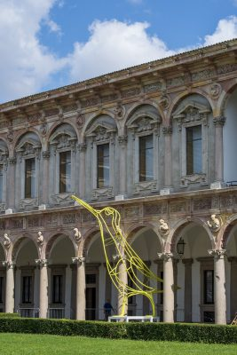Freedom Milan Design Week 2021 by MAD Architects