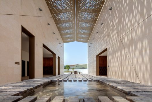 UAE religious building design by Dabbagh Architects