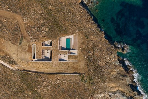 nCAVED house, Serifos property