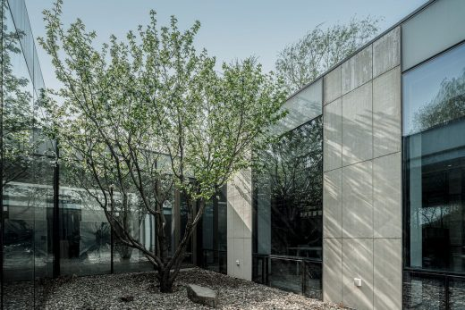 Office Space of Dongfeng Park 3# Yard, Beijing