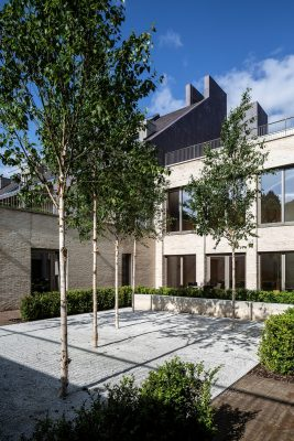 Prince and Princess of Wales Hospice Building Glasgow