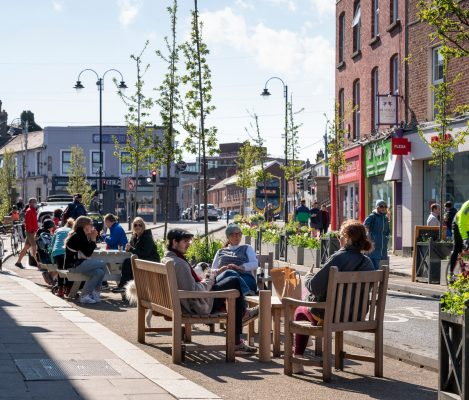 DLR C-19 Response: Placemaking - Mobility - Liveability, Dublin
