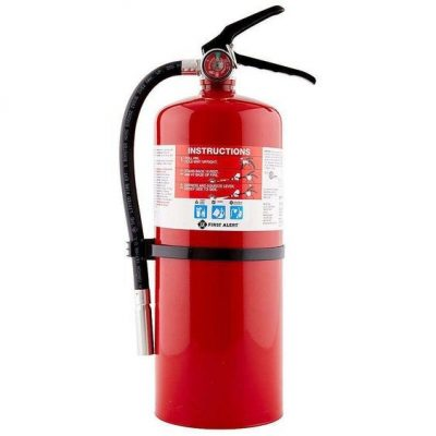 ABC fire extinguisher Safety precautions against home fire
