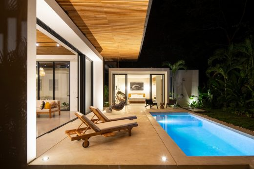 Puntarenas property in Costa Rica by Studio Saxe Architects