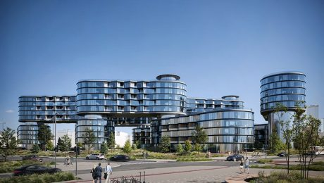 Sbercity Residential Complex Moscow