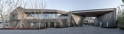 Shizikou Relics Environmental Conservation and Extension Suzhou building