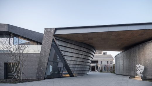 Suzhou building East of Cangjie design by LACIME Architects