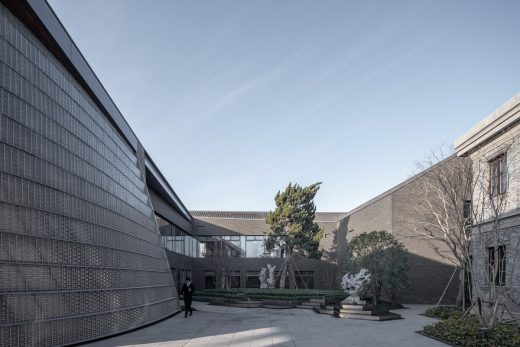 Suzhou building East of Cangjie by LACIME Architects in China