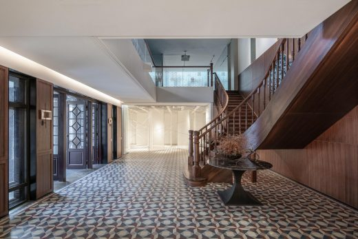 Suzhou building on Ganjiang North Road design by LACIME Architects