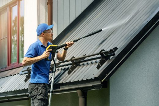 Soft washing or pressure washing: which is better advice