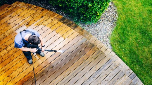 Soft washing or pressure washing: which is better?