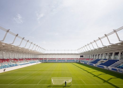 Stade de Luxembourg Football and Rugby Stadium