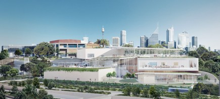 Sydney Modern Project, Art Gallery of New South Wales