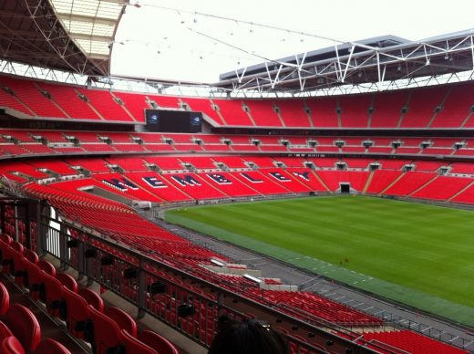 Top-5 biggest football stadiums and their history