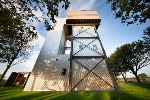 Water Tower Norfolk house England