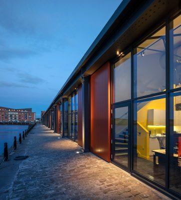 Water's Edge Dundee workplace building