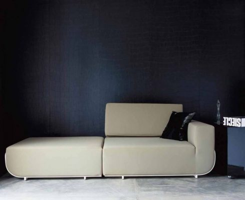 What impact have choice of colours in interior design black
