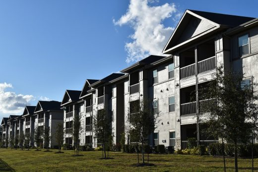 Why are hotels turning affordable housing?