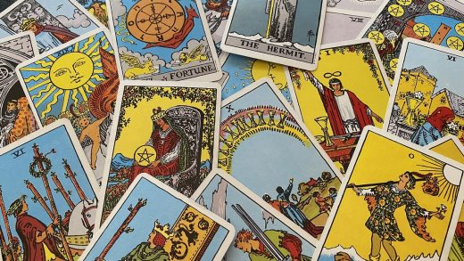 Different types of psychic reading guide