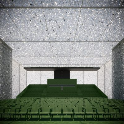 Garage Screen 2022 Architectural Concept Competition